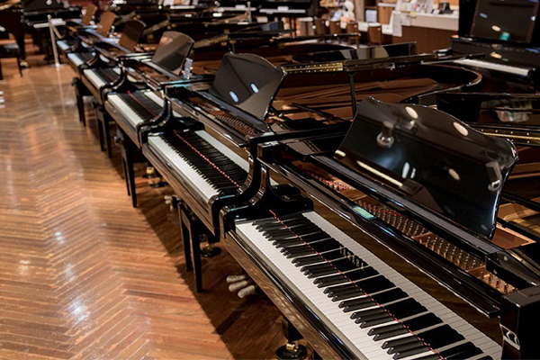 Try Before You Buy Piano Store B Natural Pianos NJ