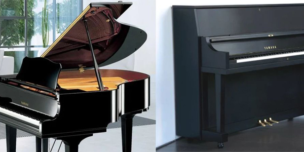 Upright Piano vs Grand Piano