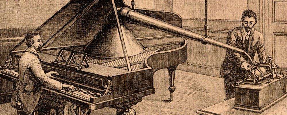 How piano invented.
