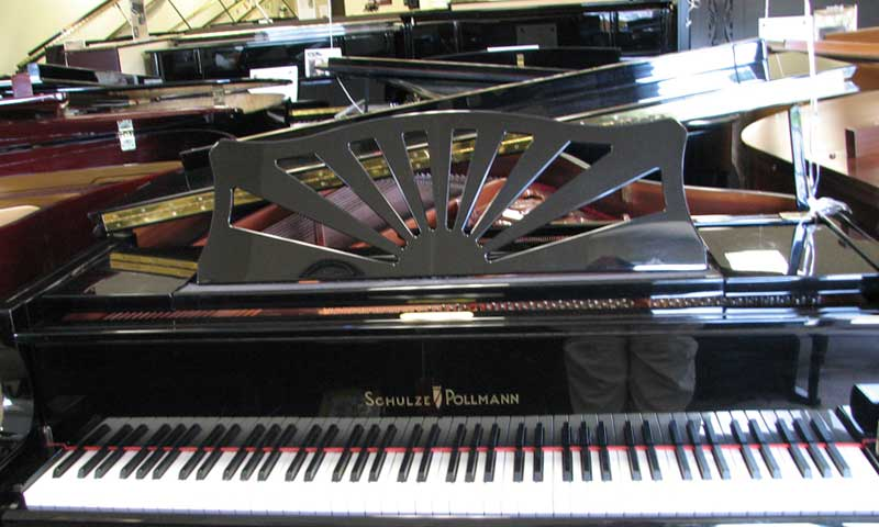Purchase a Used Piano from B Natural Pianos